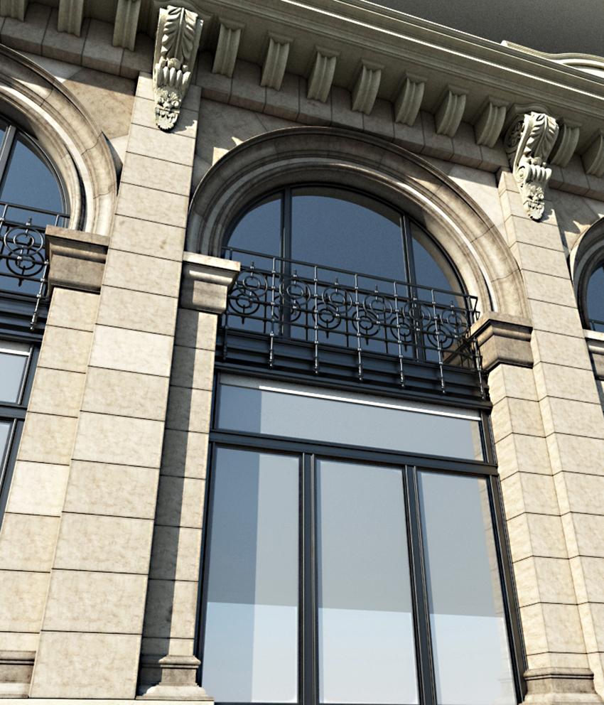 Lofts in fusina street merc borrell - Calle borrell barcelona ...